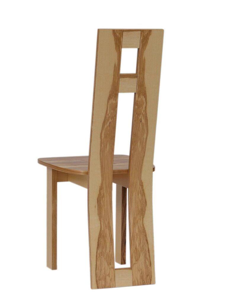 židle dýha jádrový jasan