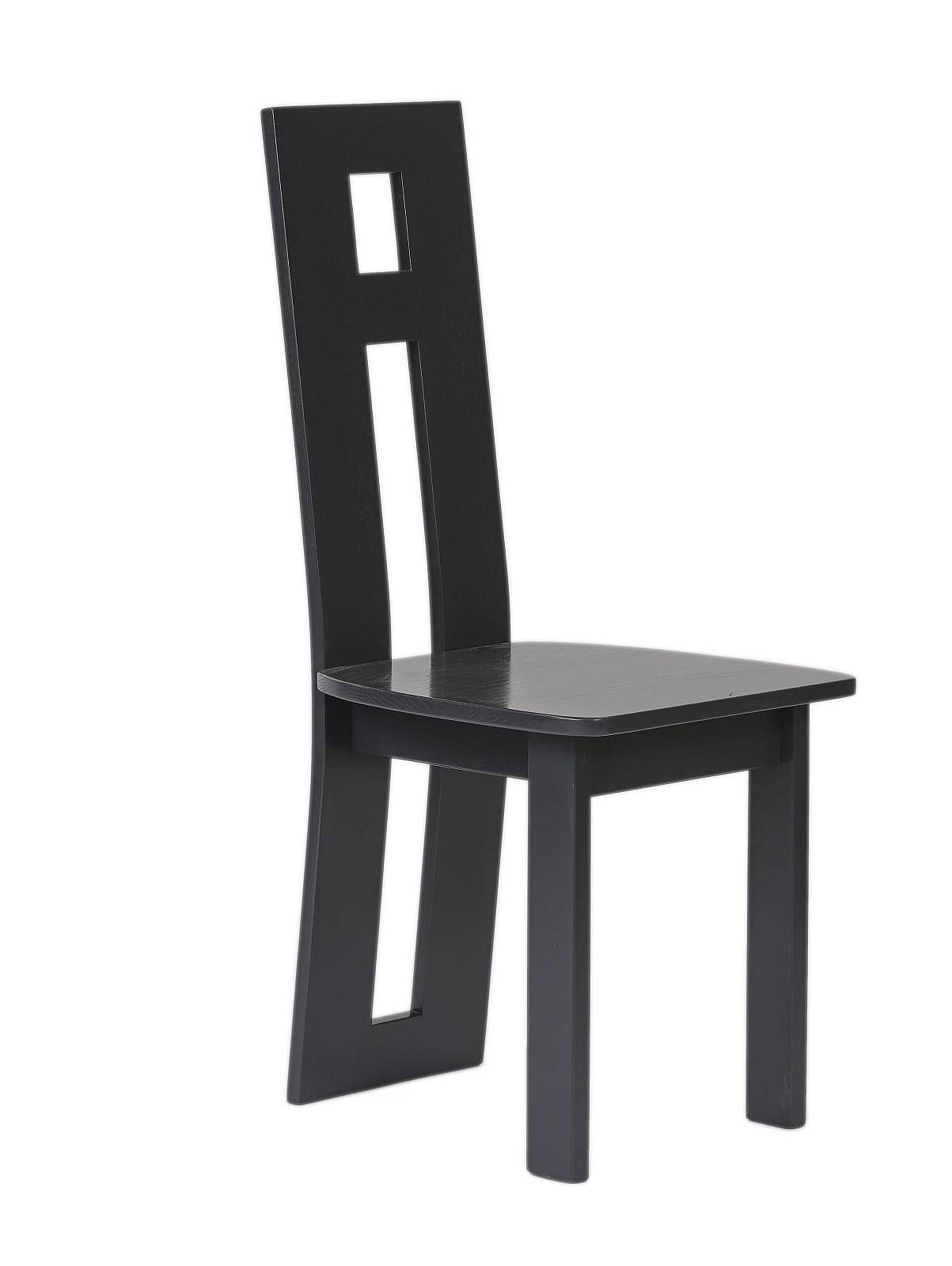 židle z masivu barva dle RAL